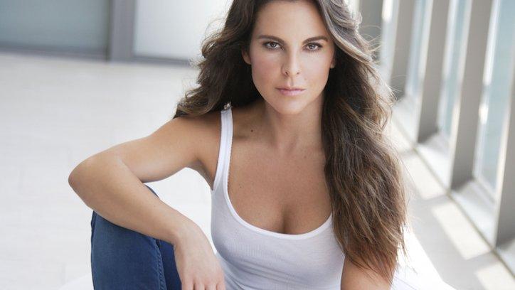 La actriz Kate del Castillo, quien también participó de la entrevista al Chapo Guzmán.