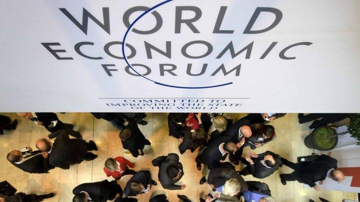 El Foro Económico Mundial reúne a mandatarios y los principales CEOS del mundo.