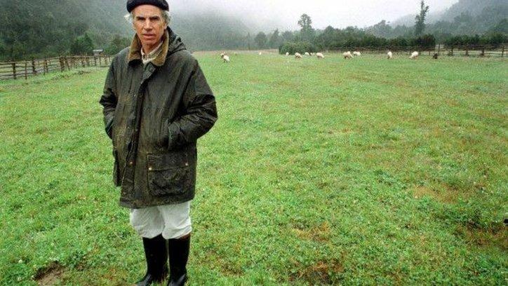 Douglas Tompkins invirtió millones en sus tierras en Chile. Reuters