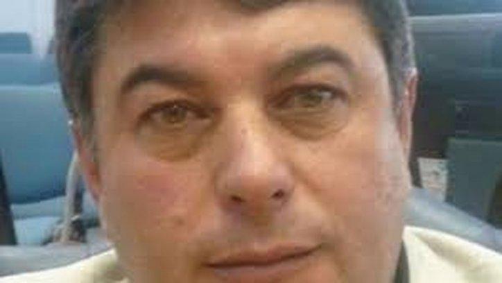 Claudio Peralta, intendente que baleó a un ex empleado.