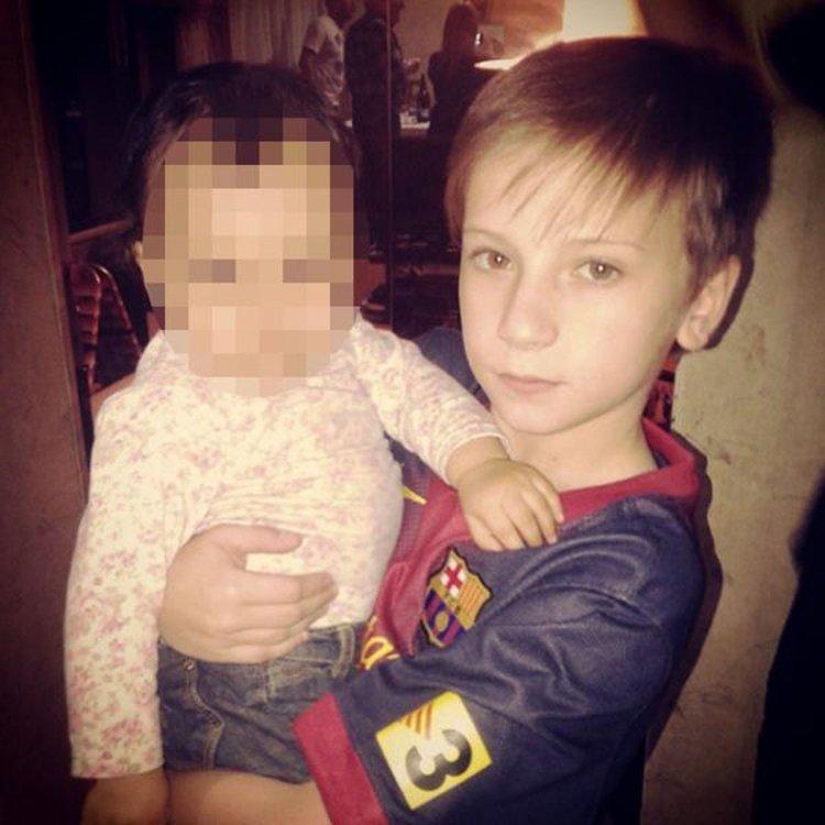 Brian Aguinaco, el adolescente de 14 años que fue asesinado en Flores.