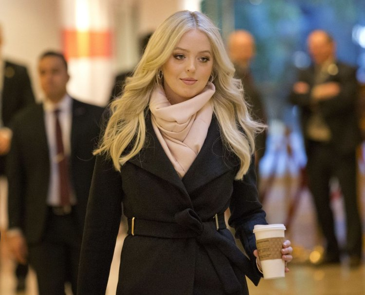 Tiffany Trump.