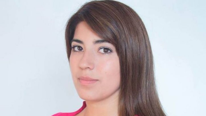 Lihué Figueroa tiene 25 años.