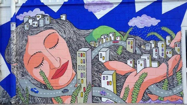 Roly Arias vinculaba la ciudad con una mujer porque se la naturaleza se enlaza con lo femenino.