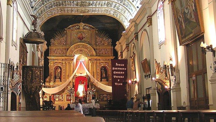 La Catedral, un lugar al que hay que conocer, es histórica.