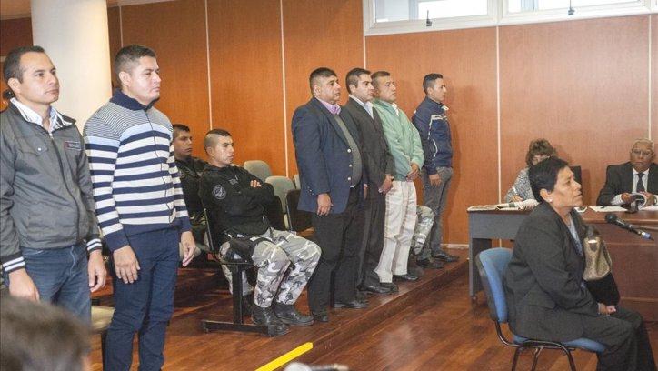 Beatriz Campos era la jefa de la comisaría 11.