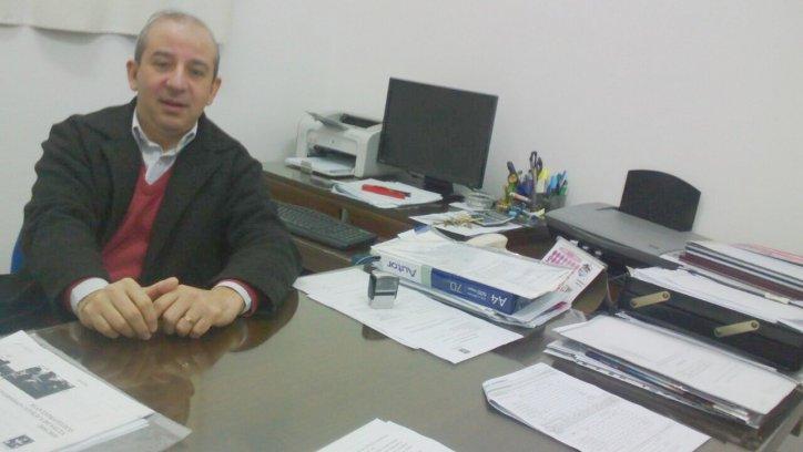 Javier Binda, decano de la Facultdad de Veterinarias de la Ucasal.