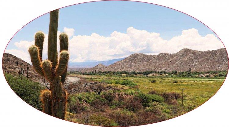 Otra de las postales de Seclantás, camino a Laguna de Brealito.