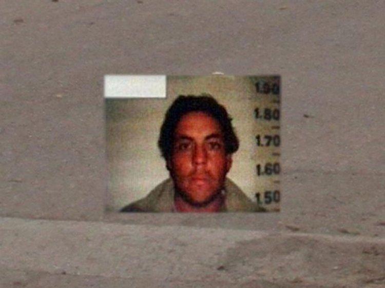 Este esOscar Diego Andrada Ojeda quien agredió a su exnovia y es intensamente buscado.