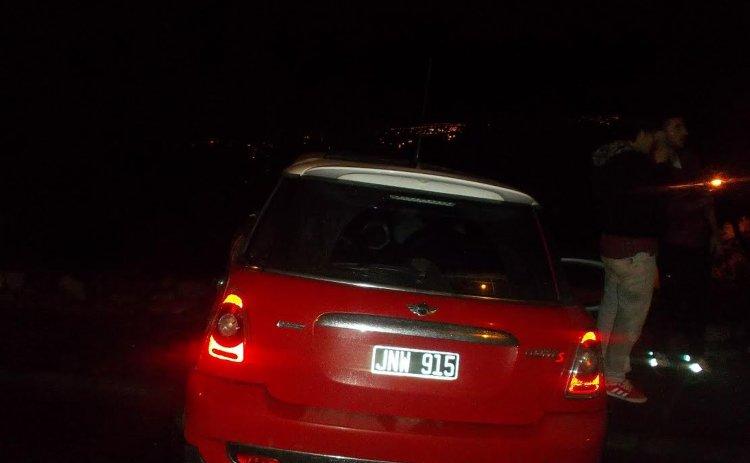 Los testigos aseguraron que el conductor conducía a altísima velocidad.