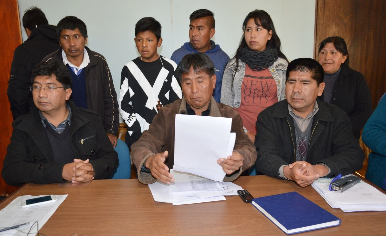 Edil quiaque o solicit saber el destino de 2 millones for Oficina internacional de destino correos