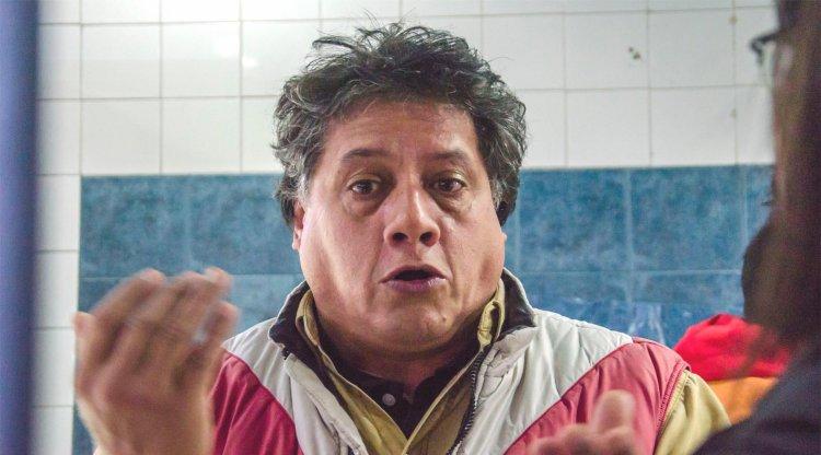Miguel Ángel Bustos pescadero. (Pablo Yapura)