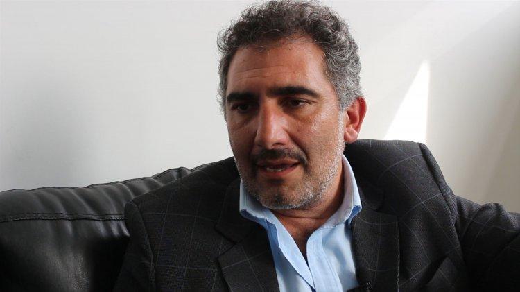 Roberto Caballero, exdirector periodístico de Tiempo Argentino, conductor en CN23 y habitual presencia en 6,7,8.