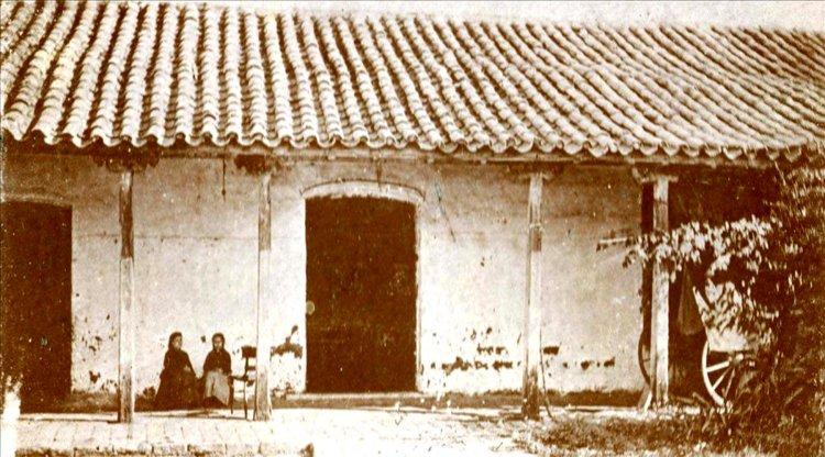 Patio interior de la Casa de Tucumán