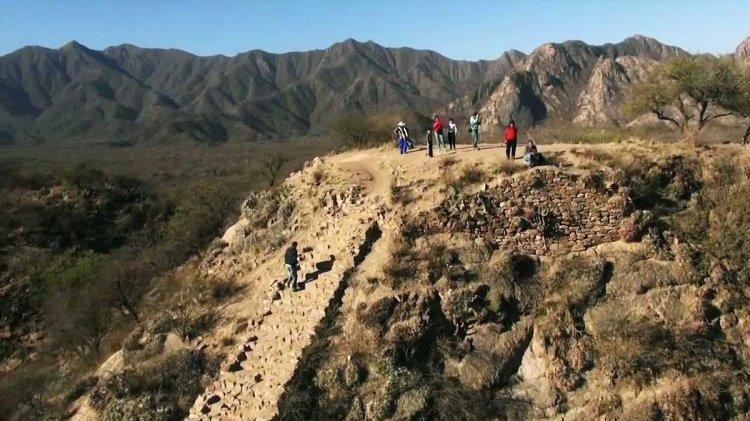 Una mirada general de Shincal y sus sitios arqueológicos.