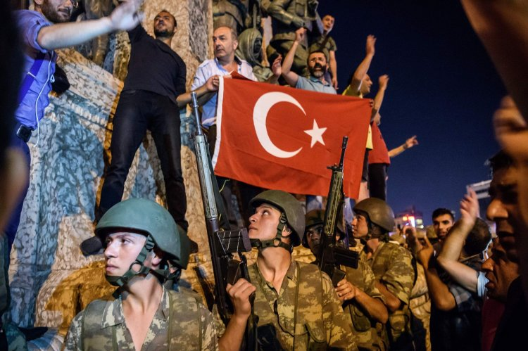 Foto: Ozan Kose (AFP/NA)