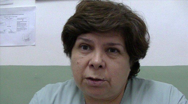 Gladys Paredes.