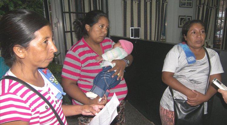 Las madres de los acusados del delito reclaman una verdad que se les niega, según afirman.