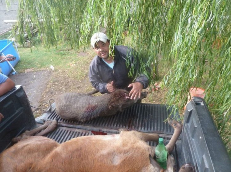 Santiago Gairaldi tenía 38 años e iba acompañado por otros dos cazadores.