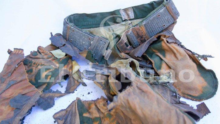 TRAGEDIA DE GUACHIPAS | El equipo de protección que se suponía ignífugo, terminó destruido por las llamas en el incendio.