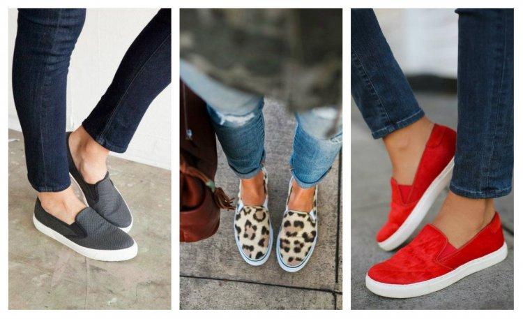 Para tener en cuenta las tendencias en calzados