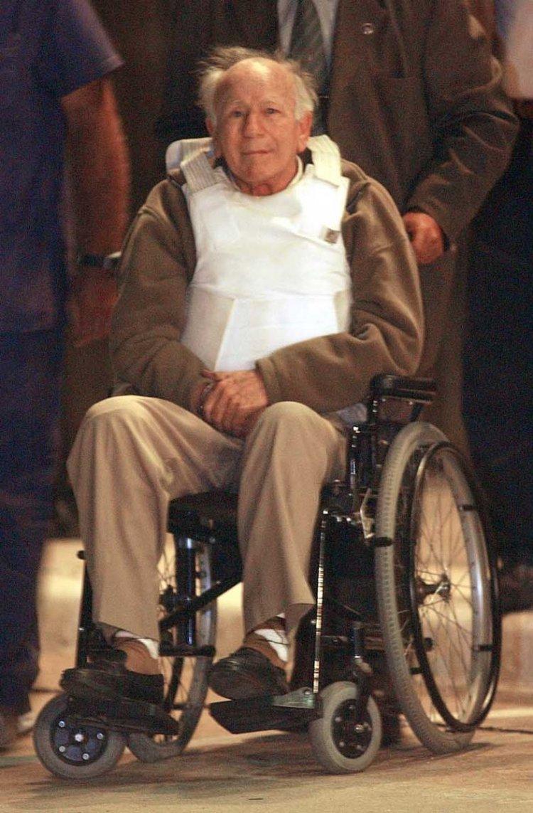 El fundador de Colonia Dignidad, el excabo nazi Paul Schäfer, fue arrestado a los 83 años, con cargos por derechos humanos y abuso sexual a menores en Chile. Foto: Archivo