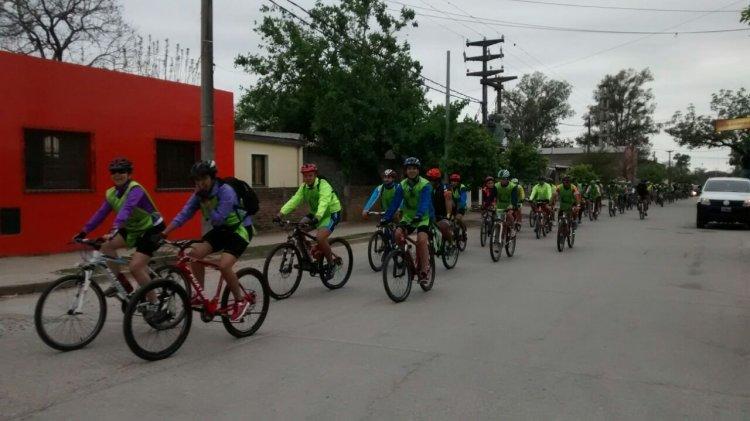 Los bikers de Metán ya salieron hoy para Salta Capital.