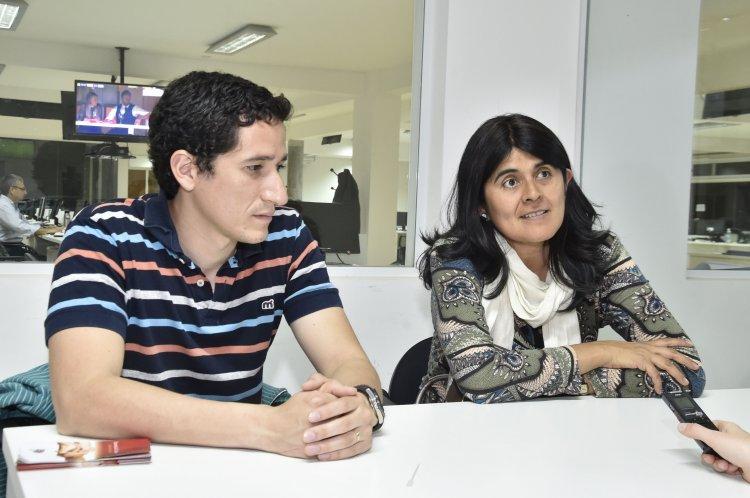 Agustin Cabezas y Gabriela Carral - Focolares