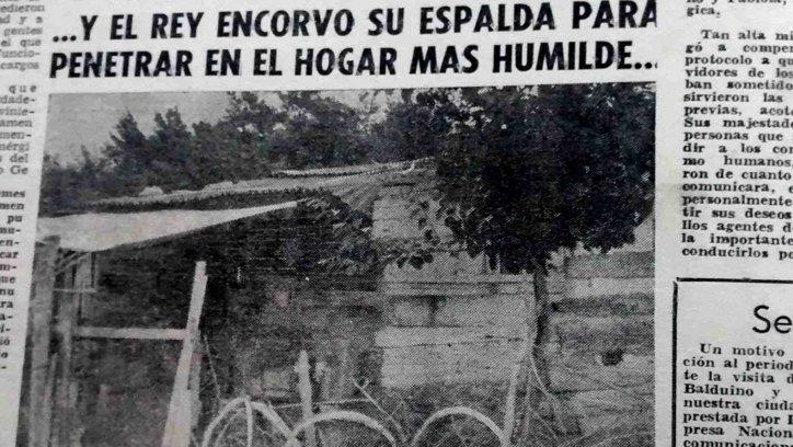 La humilde casa de Margarita Mamaní.