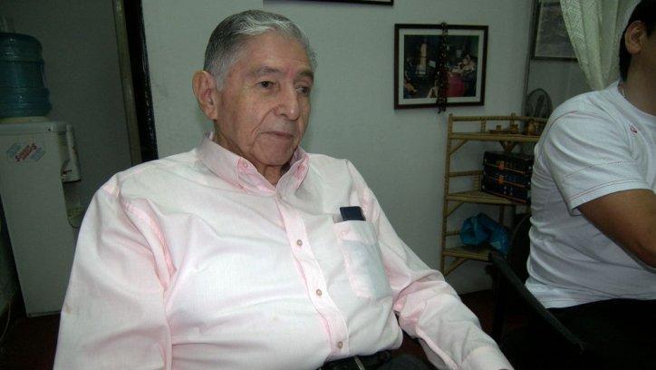Don Carlos contó parte de su historia a El Tribuno. Agencia