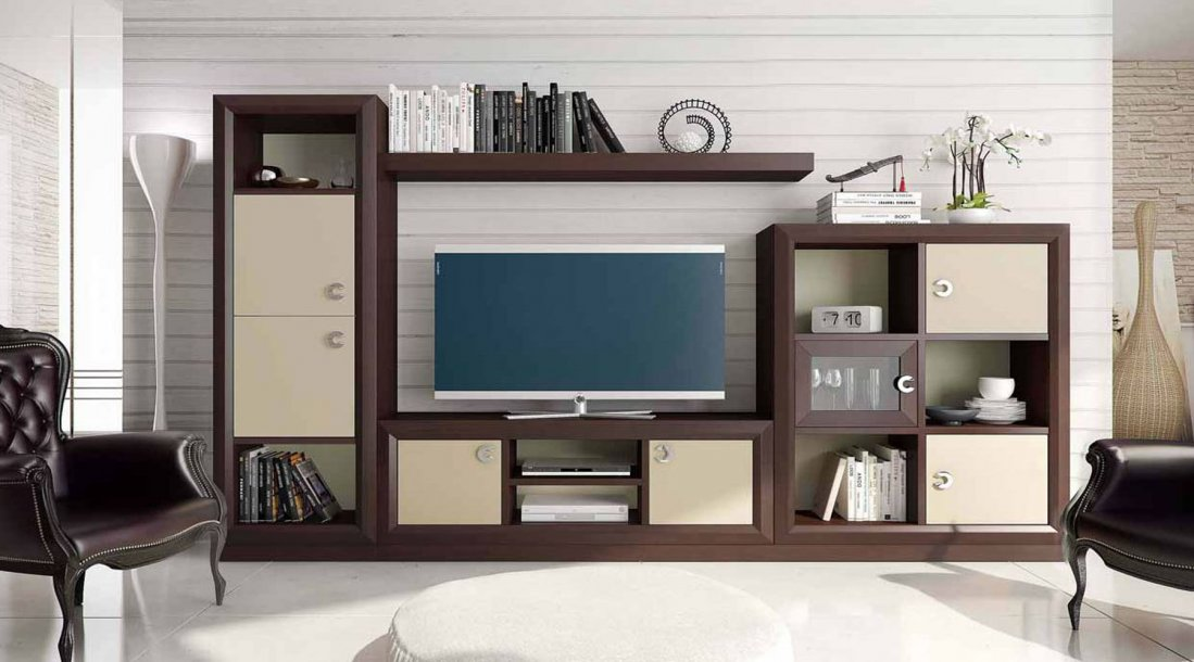 c mo elegir el mueble ideal para el televisor