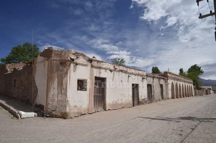 La Poma. Foto: Néstor Troncoso