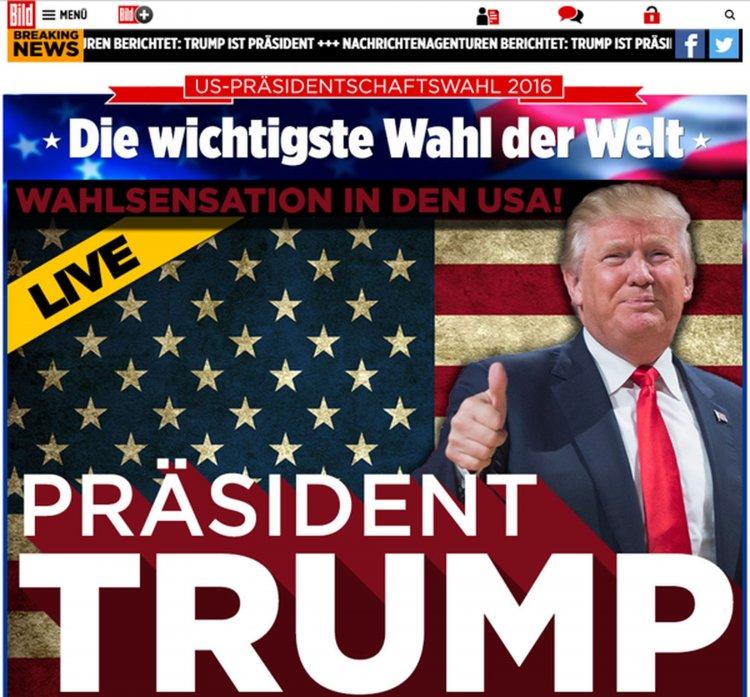 El alemán Bild: