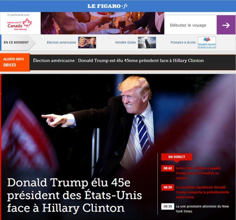 Le Figaro, de Francia: