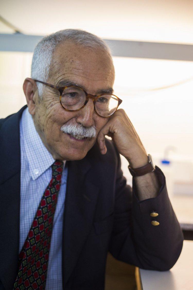 Miguel Ángel Basombrío, en diálogo con El Tribuno. Foto: Andrés Mansilla
