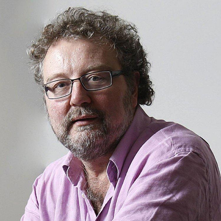 El periodista John Carlin, columnista inglés del Diario El País de España.