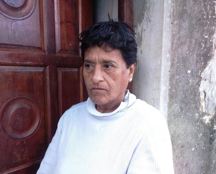 Josefina Ríos, hermana de Don Andrés, habló de la desaparición.