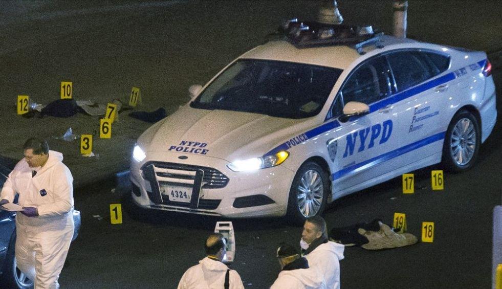 Tres policías asesinados en EEUU en menos de un día