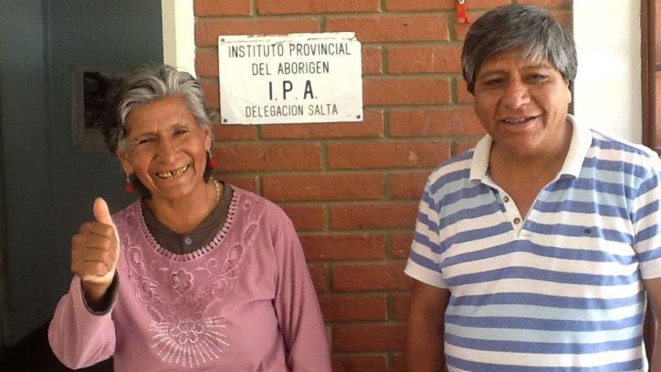 Fundartis cedió en comodato instrumentos de música para la comunidad kolla de Hurcuro.
