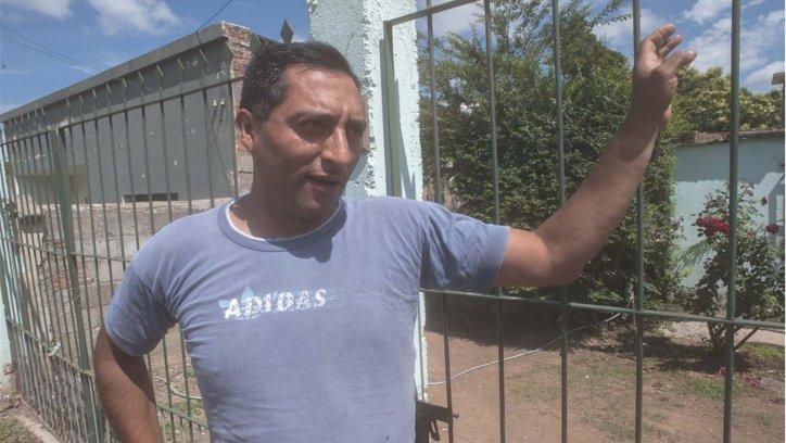 Rolando Chávez, Barrio El Mirador