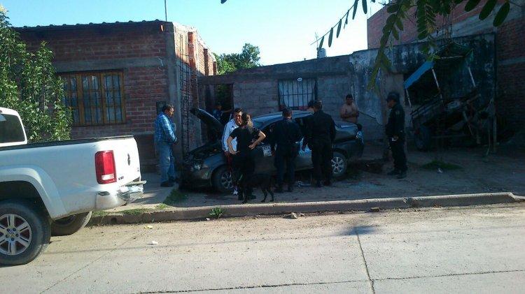 Los testigos indicaron que el conductor del remís estaba alcoholizado.