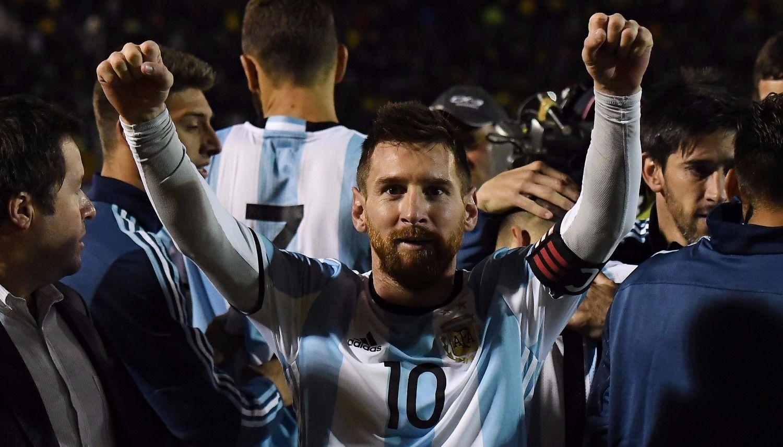 """Lionel Messi  """"Espero que el fútbol me pague su deuda con un Mundial"""" 7079285204306"""